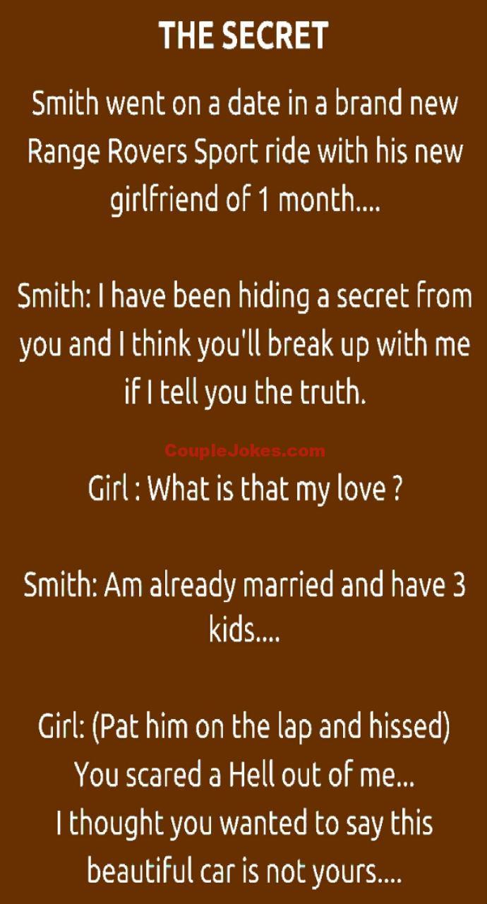 Dating Secret